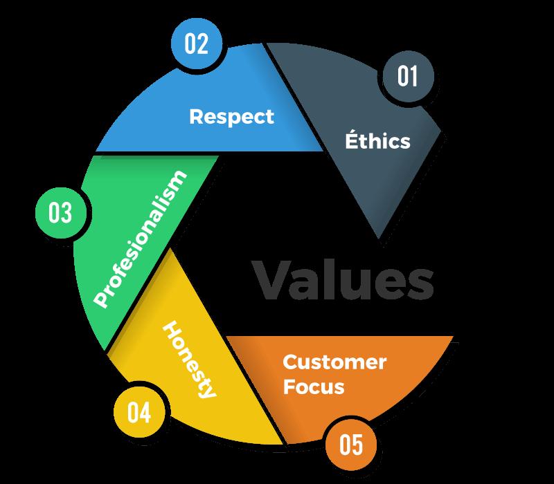 values Euro Business Coach